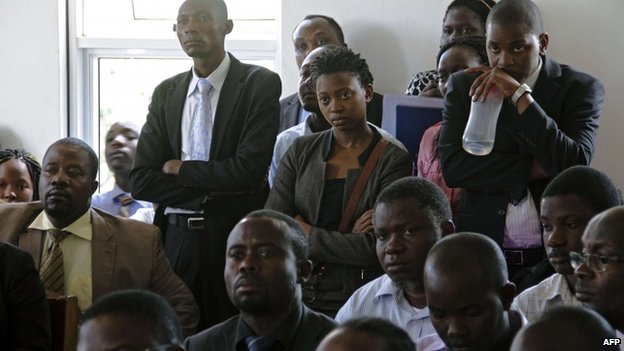The Constitutional Court in Uganda has been packed this week for the hearings about the anti-gay legislation