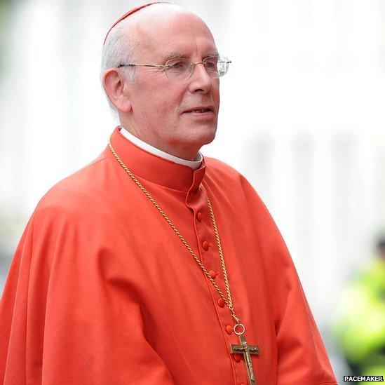 Cardinal Séan Brady