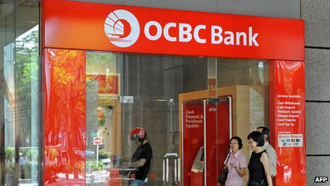 BBC News - OCBC to raise $2.7bn to fund Wing Hang purchase