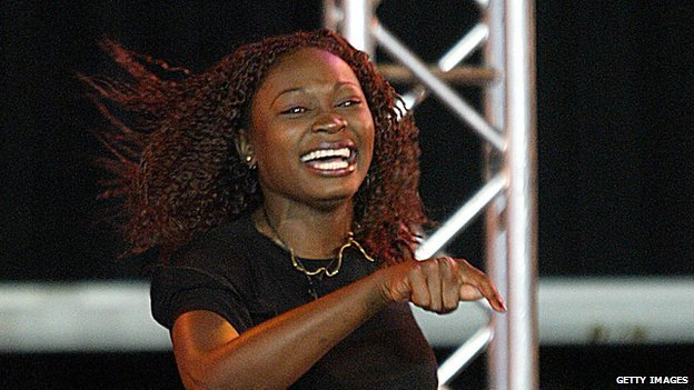 Big Brother winner Cherise Makubale