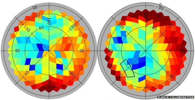 Planck dust polarisation maps
