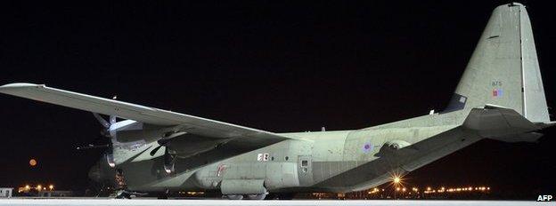 RAF Hercules