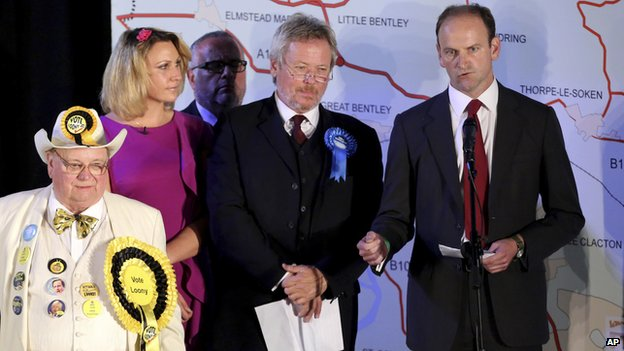 Clacton by-election