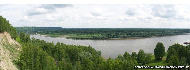 River Irtysh