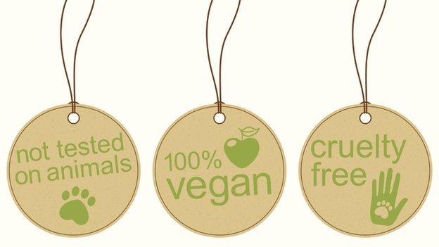 Vegan tags