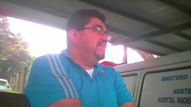 Hospital director Romeo Minera