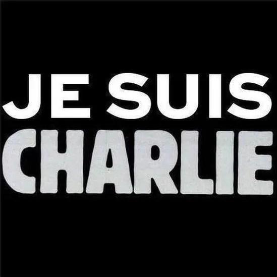 Screen grab of Charlie Hebdo website taken on 7 January 2015