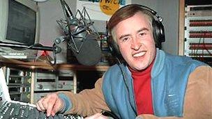Norwich's very own Alan Partridge