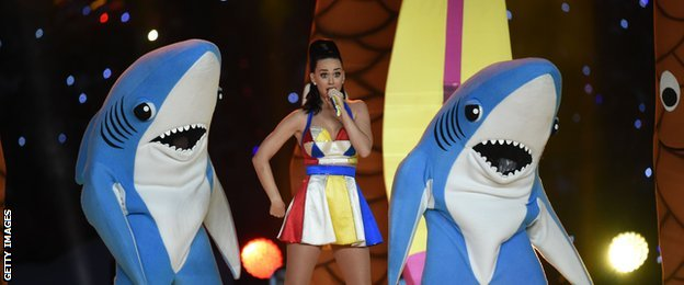 Rapper Snoop Dogg claimed he was one of the sharks dancing with Katy Perry