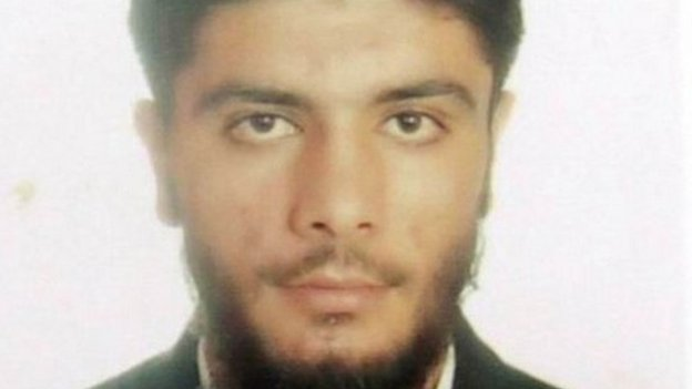 Collect picture of Abid Naseer, the alleged ringleader of an alleged terror plot in Manchester broken up in Operation Pathway