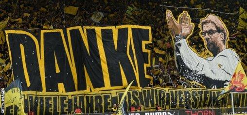 Jurgen Klopp banner
