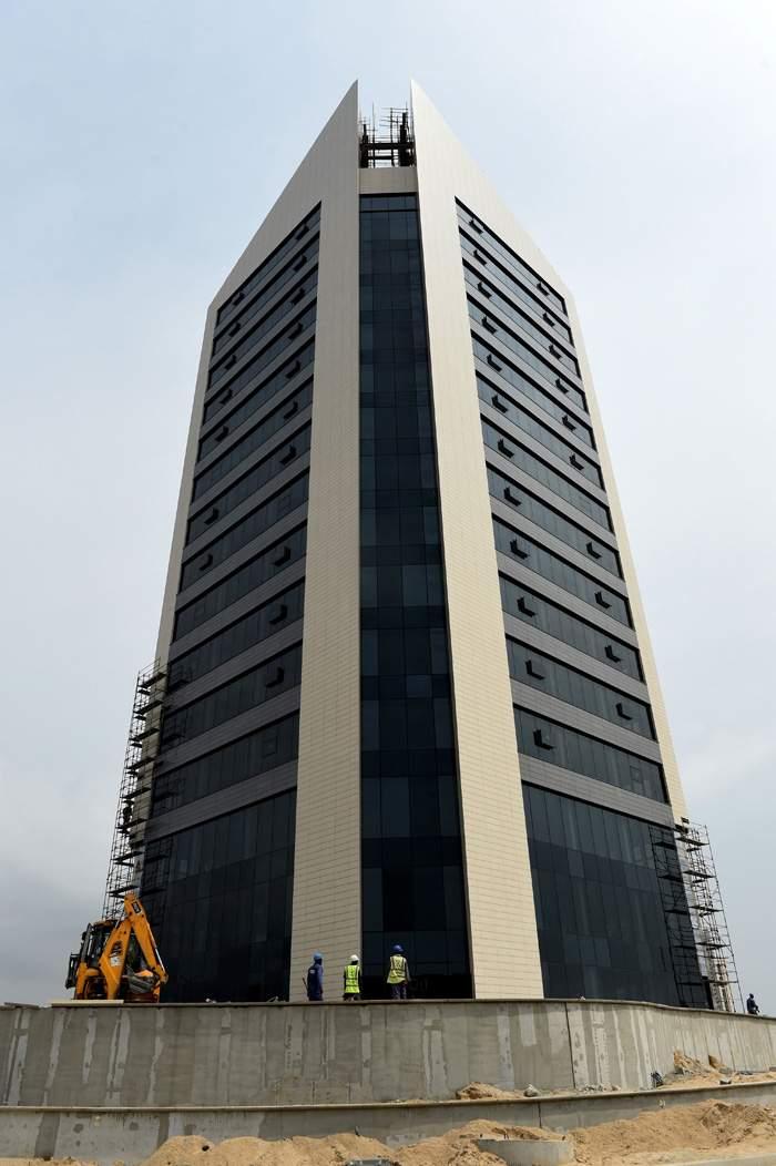 The Eko Atlantic development