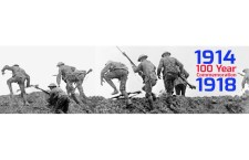 100 year commemoration to the First World War