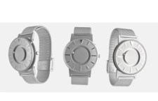 The Bradley Timepiece – Bearings that help the blind!