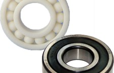 Plastic or Metal bearings?