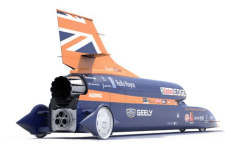 Bloodhound – supersonic car