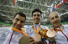Amador Granados, sponsored by Zen Group, obtained a bronze medal in Rio 2016.