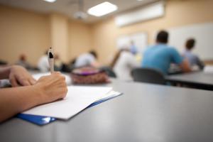 student-athlete-classroom