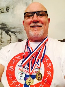 Pat Raines Senior Olympics