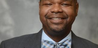 Dr. Anthony Blash Head Shot