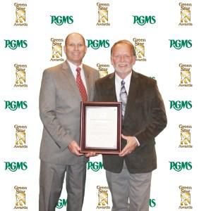Henry Lacher - PGMS Award