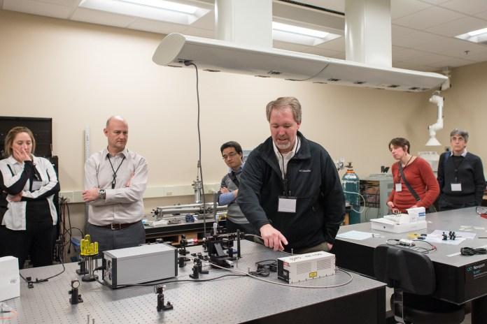NAC&U Science Lab Tour