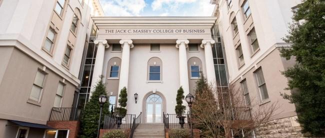 Massey Business Center exterior photo