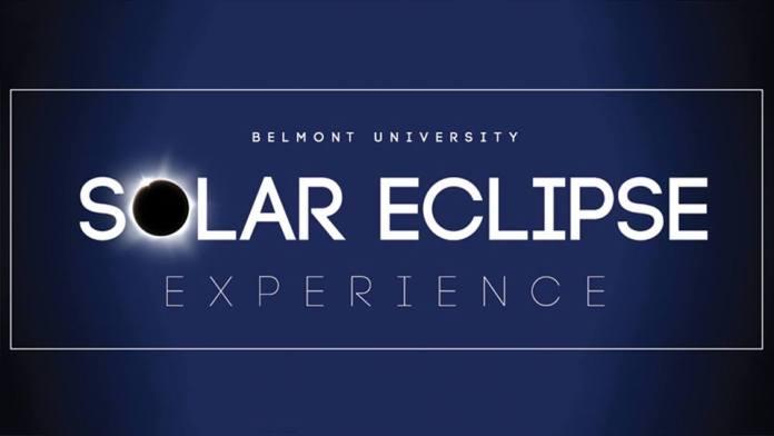 Solar Eclipse Evite Graphic