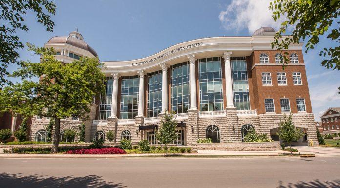 Johnson Center photo