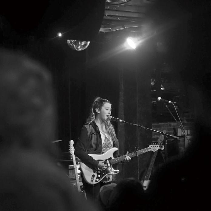 Katie Pruitt live show shot
