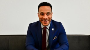 Devon Franklin Headshot