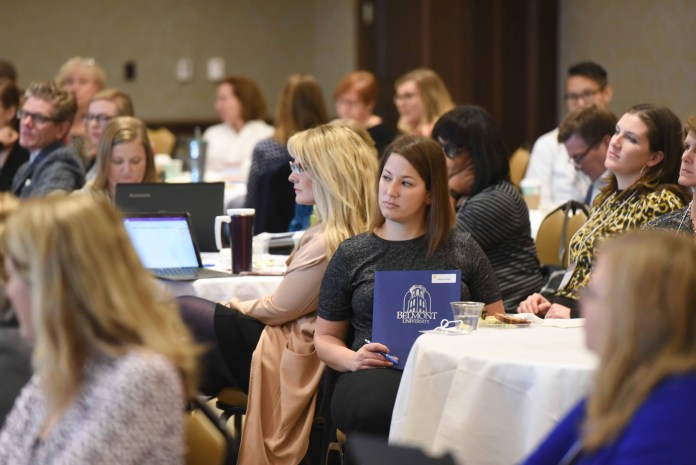 2nd Annual Middle Tennessee Antimicrobial Stewardship Symposium at Belmont University in Nashville, Tennessee, January 26, 2018.