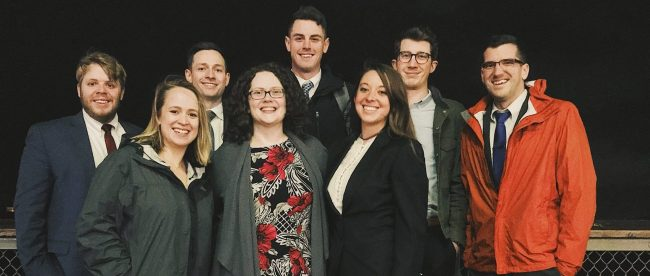 Belmont College of Law Moot Court Team