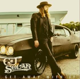CJ Solar EP cover