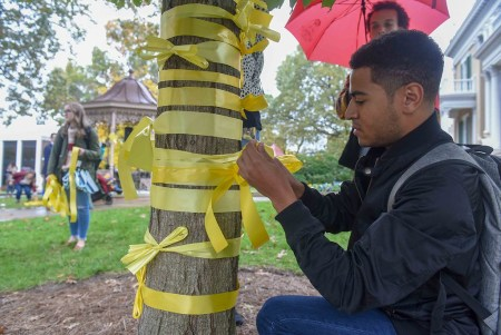 Yellow Ribbon event