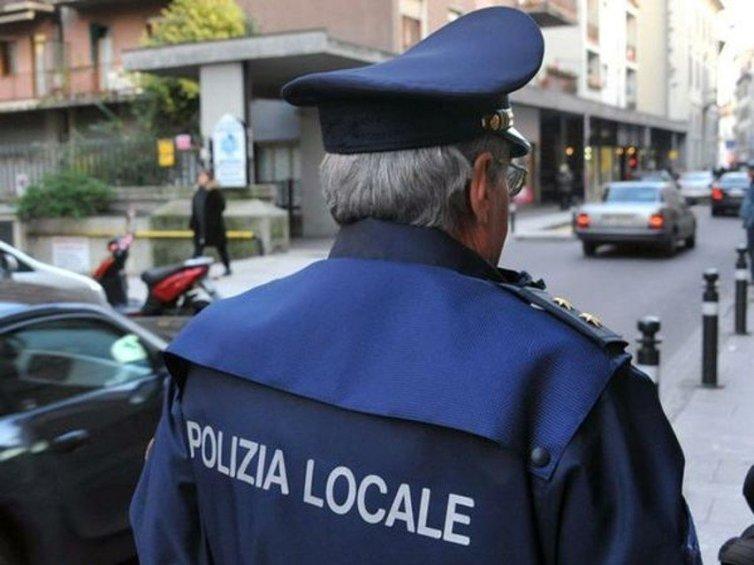 agenti polizia municipale Cagliari