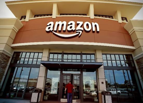 Amazon negozio