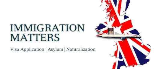 immigrazione UK