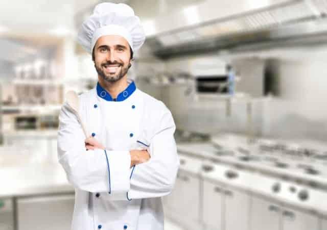 lavorare come chef