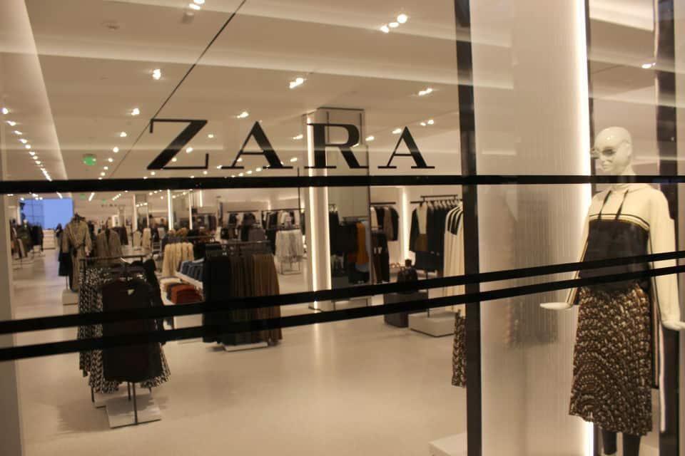 Zara lavora con noi