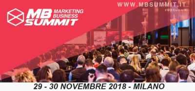 Il Marketing Business Summit si innova e fa il tutto esaurito