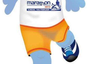 patna marathon mascot