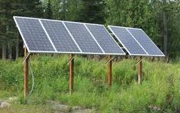 Solar cell in Bihar