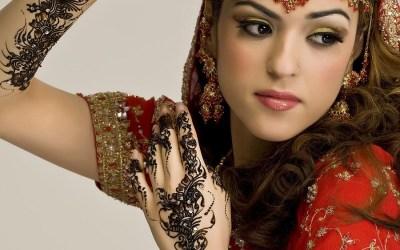 Indian Bridal Girl