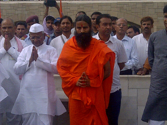 Baba Ramdev to be arrested if he marches towards Parliament