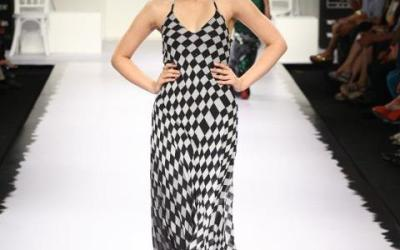 Model Ruchi Jain at Lakme Fashion Week 2012