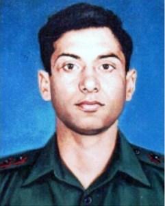 Capt Manoj Kumar Pandey