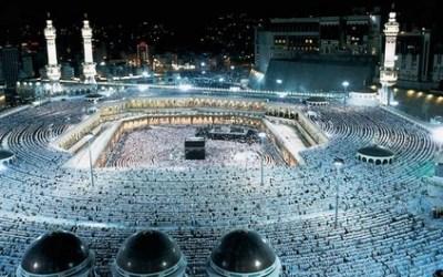 Hajj Pilgrims at Mecca
