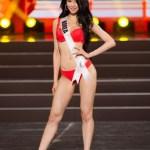 Miss Korea Kim Yu Mi in Bikini at Miss Universe 2013