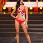 Miss Puerto Rico Monic Perez in Bikini at Miss Universe 2013